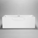 "Blu Bathworks BT8005 Metrix 67"" Acrylic Freestanding / Alcove Bathtub"