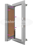 Acudor DW-5058 Non-Rated Recessed Access Door w/ Drywall Insert