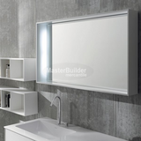 Blu Bathworks F51M1-1200 Series 1200 Box Frame Mirror w/ LED Lighting