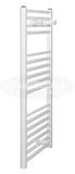 Beacon-Morris GK Series Hydronic Towel Warmer, Powder-Coated White