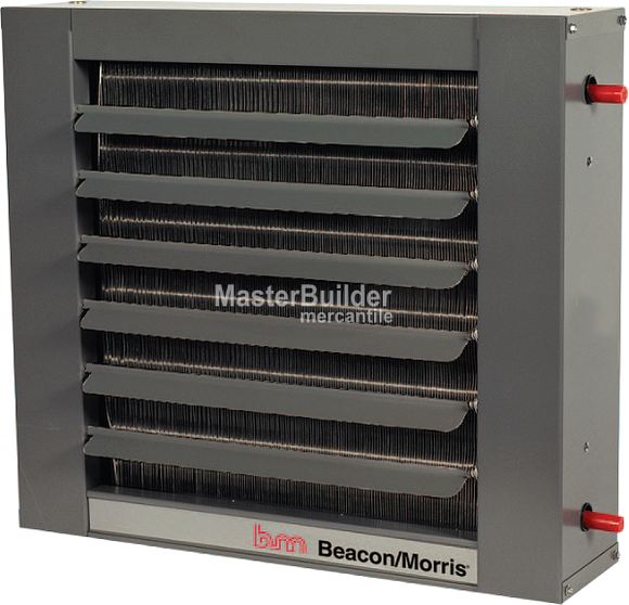Beacon-Morris HB125A Horizontal Hydronic Unit Heater, 24,800 BTU/Hr.