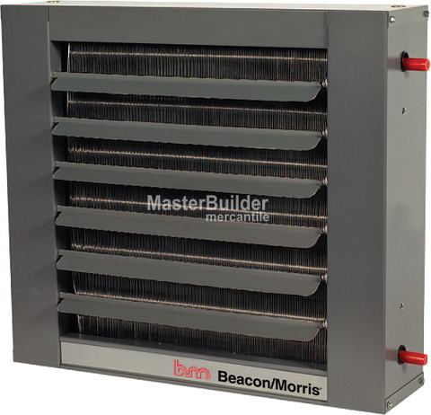 Beacon-Morris HB108A Horizontal Hydronic Unit Heater, 8,030 BTU/Hr.