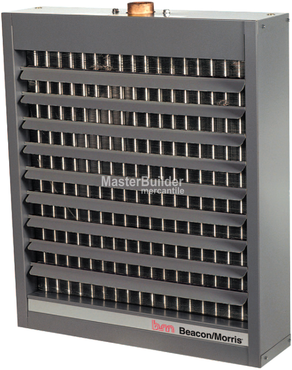 Beacon-Morris HB024 Horizontal Hydronic Unit Heater, 17,400 BTU/Hr.