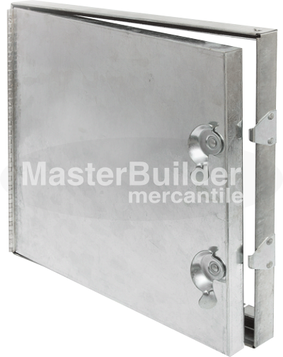 Acudor HD-5070-AL Aluminum, Insulated, Hinged Duct Access Door