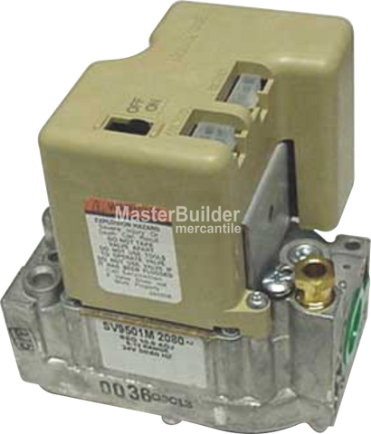 Beacon-Morris J28R05042-001 Unit Heater Gas Valve, Natural Gas, SV9501
