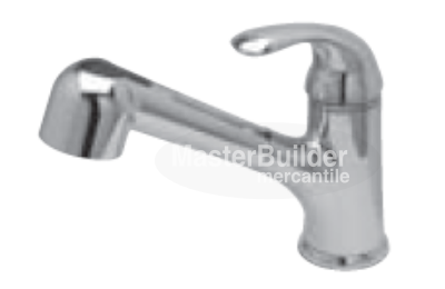 Zurn JP2620-PF-XL Pull-Out Faucet Single Hole Lead-Free