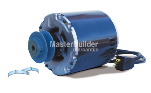 Phoenix Manufacturing MK46C 1 HP 120V 2-Speed Evaporative Cooler Motor