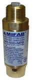 MIFAB M2-500-NPB Pressure Drop Activated Trap Seal Primer Serving Up To 3 Drains With A Water Output of 1/4oz
