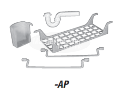 Zurn MS2620-AP Multi-Purpose Sink Accessory Package