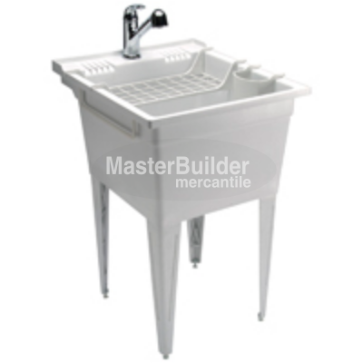 Beau Zurn MS2620 Multi Purpose Single Compartment Composite Sink