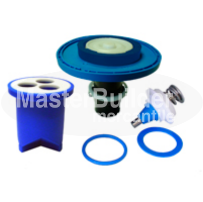 Zurn P6000-EUA-WS-RK 1.5 GPF Urinal Flush Valve Repair KitZurn P6000-ECA-WS1-RK 1.6 GPF Water Closet Flush Valve Repair Kit