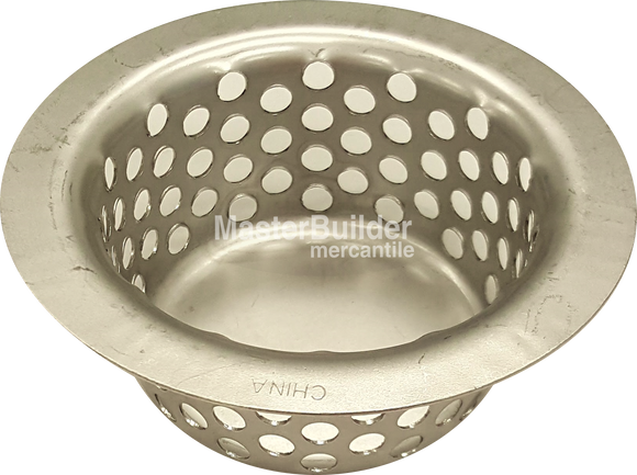 Zurn P400-M4 Stainless Steel Drop-In Sediment Bucket for 4