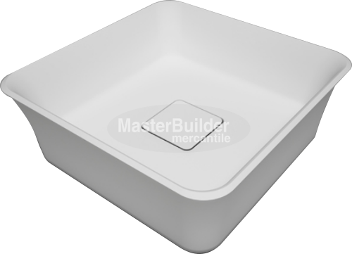 Blu Bathworks SA0209N38 Box blu∙stone™ Countertop Basin 15