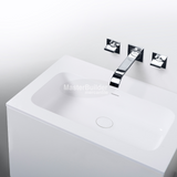 Blu Bathworks SA0600 Series 600 blu∙stone™ Vanity Top w/ Integral Sink