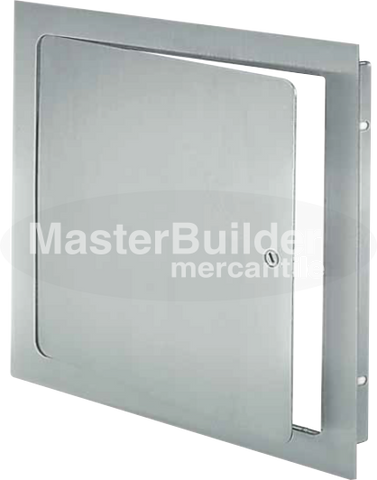"Acudor UF-5000-12x18-PC 12"" x 18"" Universal Prime Coated Flush Steel Access Door"