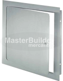 "Acudor UF-5000-12x24-PC 12"" x 24"" Universal Prime Coated Flush Steel Access Door"
