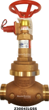 "Zurn Wilkins Z3004 2.5"" Pressure Reducing Fire Sprinkler Control Valve with Female Pipe Thread Field Adjustable"