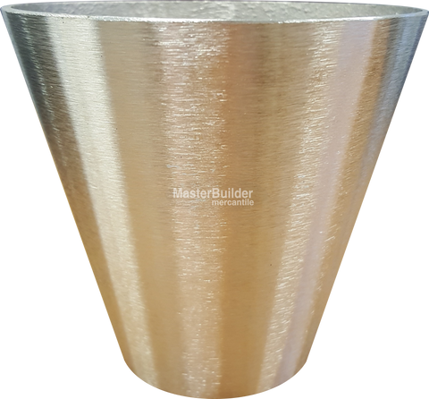 "Zurn ZN414-4 4"" / ZN414-6 6"" Round Floor Drain Funnel Nickel Bronze"