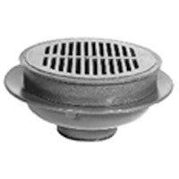"Zurn Z505 12"" Diameter Heavy-Duty Area Drain"