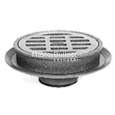 "Zurn Z516 12"" [305mm] Extra-Heavy-Duty Area Drain"