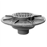 "Zurn Z533 9"" Heavy-Duty Parking Deck Drain w/ Support Flange"
