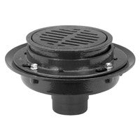 "Zurn Z536-8 ZN536-8 8"" Diameter Heavy-Duty Adjustable Floor DrainZurn Z536-8 8"" Diameter Heavy-Duty Adjustable Floor Drain"