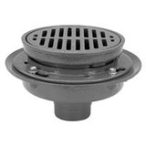 "Zurn Z538-9 9"" Diameter Heavy-Duty Adjustable Floor Drain [Obsolete]"