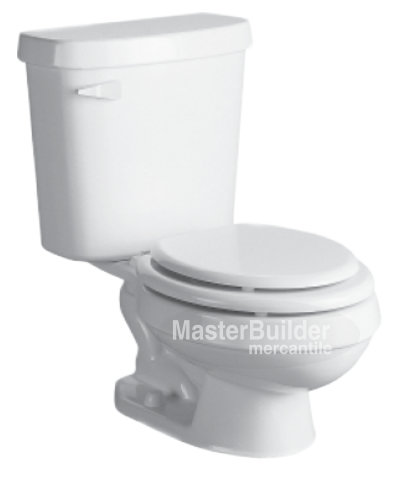 Zurn Z5590 1.6 GPF Children's Two-Piece Toilet