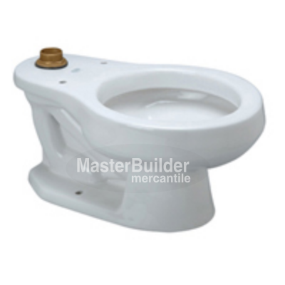 Zurn Z5675-BWL HET Children's Floor Mounted EcoVantage® Flush Valve Toilet