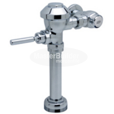 Zurn Z6000AV-ONE 1.1 GPF AquaVantage AV® Exposed Flush Valve with Top Spud Connection for Water Closets with 11-1/2