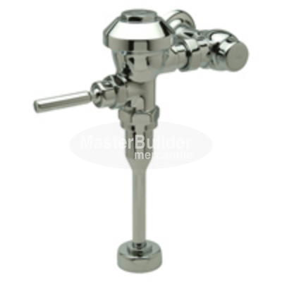 "Zurn Z6003AV-ULF 0.125 GPF AquaVantage AV® Exposed Flush Valve with Top Spud Connection for 3/4"" Urinals"