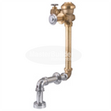 Zurn Z6153AV-WS1 1.6 GPF Concealed Manual Flush Valve with Exposed Top Spud Connection for Water ClosetsZurn Z6153AV-WS1 1.6 GPF Concealed Manual Flush Valve with Exposed Top Spud Connection for Water ClosetsZurn Z6153AV-WS1 1.6 GPF Concealed Manual Flush Valve with Exposed Top Spud Connection for Water Closets