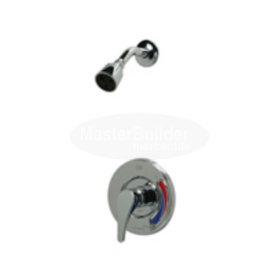 Zurn Z7301-SS-MT Single Handle Pressure Balancing Mixing Shower Unit