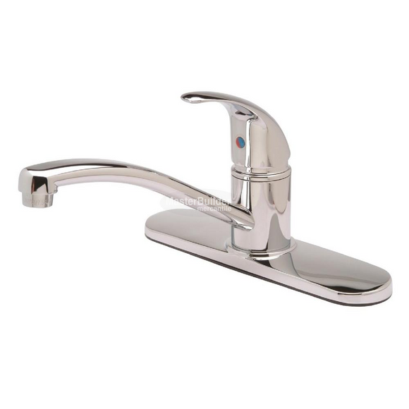 Zurn Z7870C-XL Single Control Kitchen Faucet with Ceramic Disc Cartridge, Lead-Free