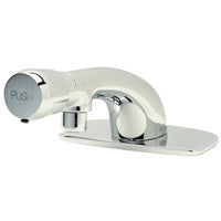 "Zurn Z86300-XL-CP4 4"" Centerset Single Push Button Metering Faucet"