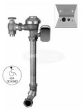 Zurn ZEMS6152AV-WS1 1.6 GPF Hardwired Concealed Sensor Flush Valve for Water Closets