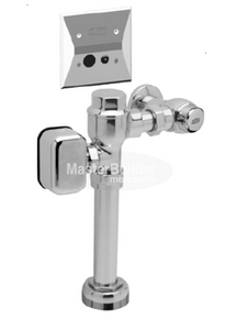 Zurn ZEMS6200-HET 1.28 GPF Sensor Operated Hardwired Flush Valve for Water Closets