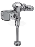 "Zurn ZER6003AV-EWS-CPM 0.5 GPF Sensor Operated Exposed Battery Powered Flush Valve For 3/4"" Urinals"