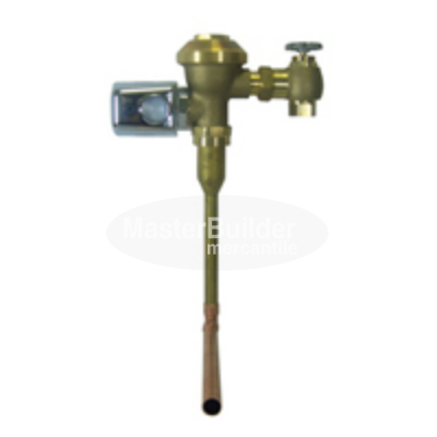 Zurn ZER6195AV-EWS 0.5 GPF Sensor Operated Battery Powered Concealed Flush Valve for UrinalsZurn ZER6195AV-ULF 0.125