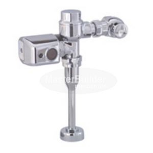 Zurn ZER6203-WS1-CPM 1.0 GPM Sensor Operated Battery Powered Exposed Flush Valve for Urinals
