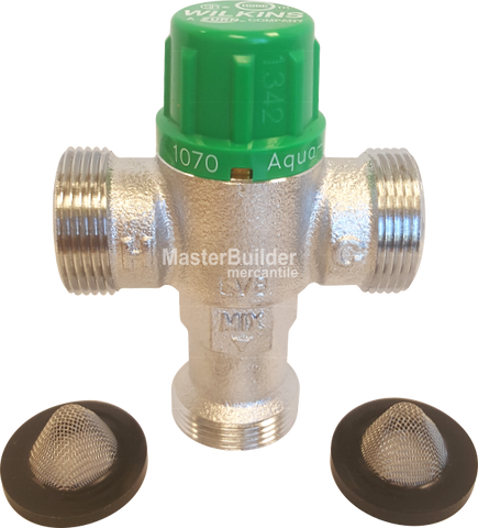 Zurn ZW1070XL Aqua-Gard® Thermostatic Mixing Valve