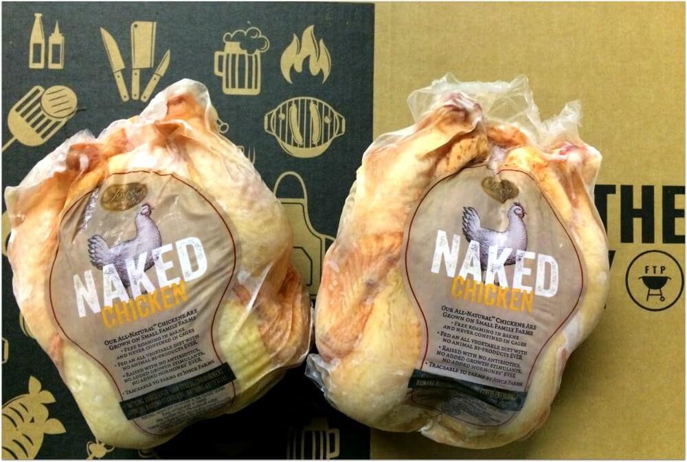 All Natural Whole Chickens