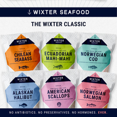 Wixter Seafood Party Pack