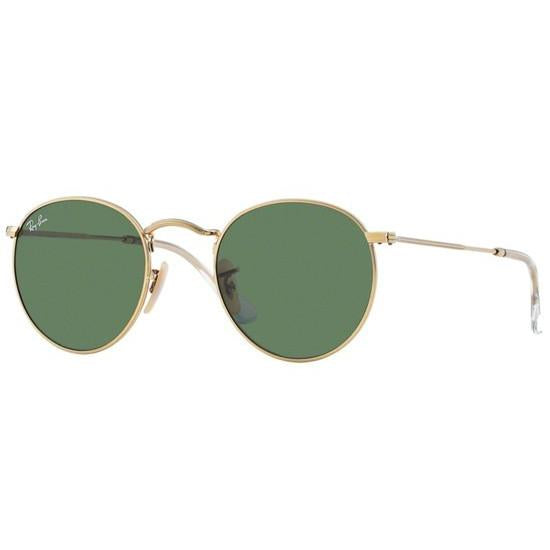 Ray-Ban Round Metal Small