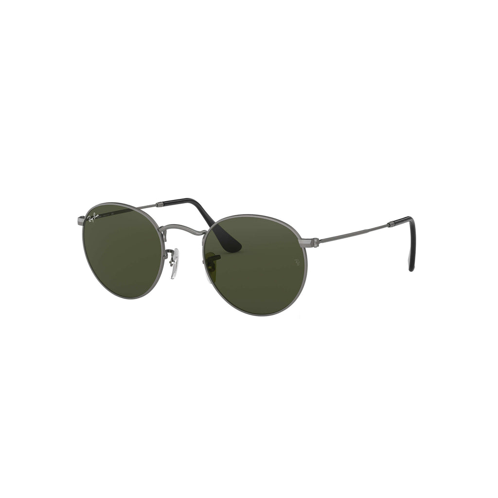 Ray-Ban Round Metal Medium