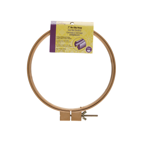 "Embroidery Hoop 7"" No Slip Hoop - The Artisans Gifting Company"