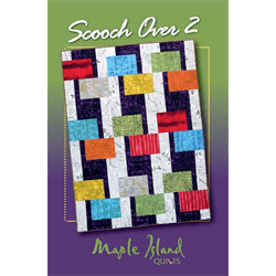 Scooch Over 2 by Maple Island Quilts - The Artisans Gifting Company