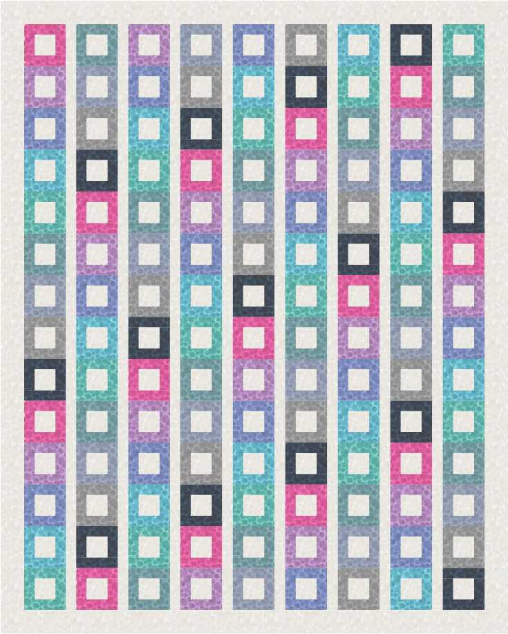 Lewis and Irene Free Download Pattern Bumbleberry 2 Quilt Pattern