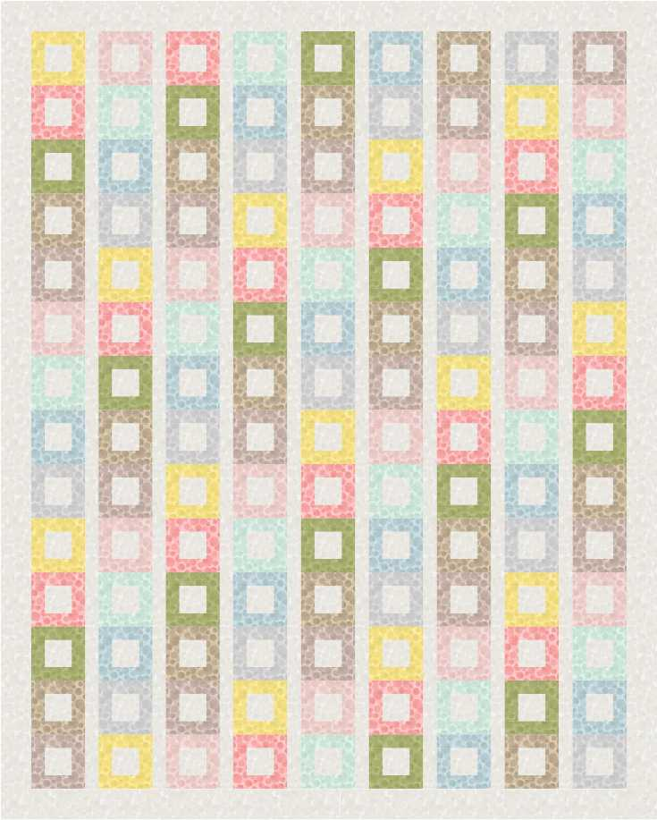 Bumbleberry 2 Quilt Pattern - The Artisans Gifting Company