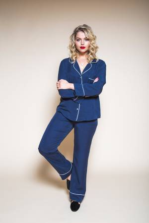 Carolyn Pajamas Sewing Pattern - The Artisans Gifting Company